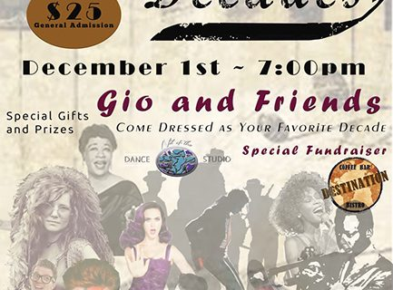 <strong>Gio and Friends delight Destination patrons</strong>