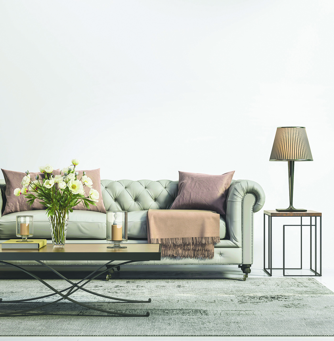 Gray is here to stay in home designs