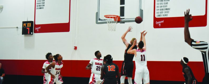 <strong>Eagles sink the Pirates</strong>