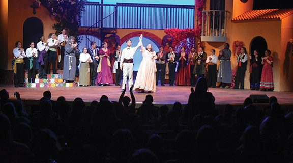 <strong>'Romeo and Juliet' come to Hemet High</strong>