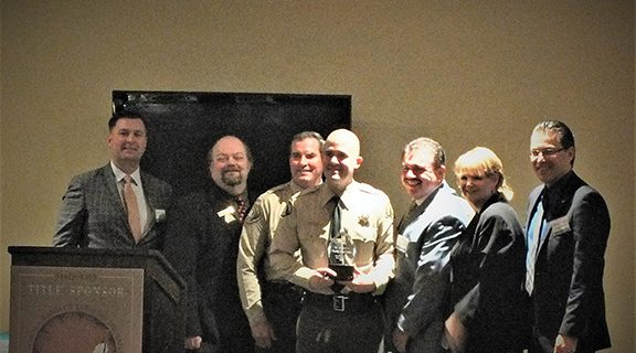 <strong>San Jacinto honors Deputy Sultan at State of the City</strong>