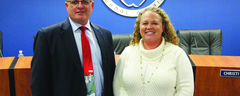 <strong>HUSD welcomes new Board President and VP</strong>