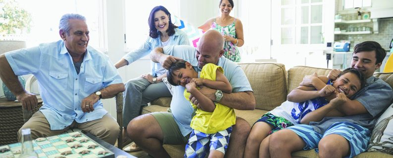 <strong>Simple ways to make more time for family</strong>