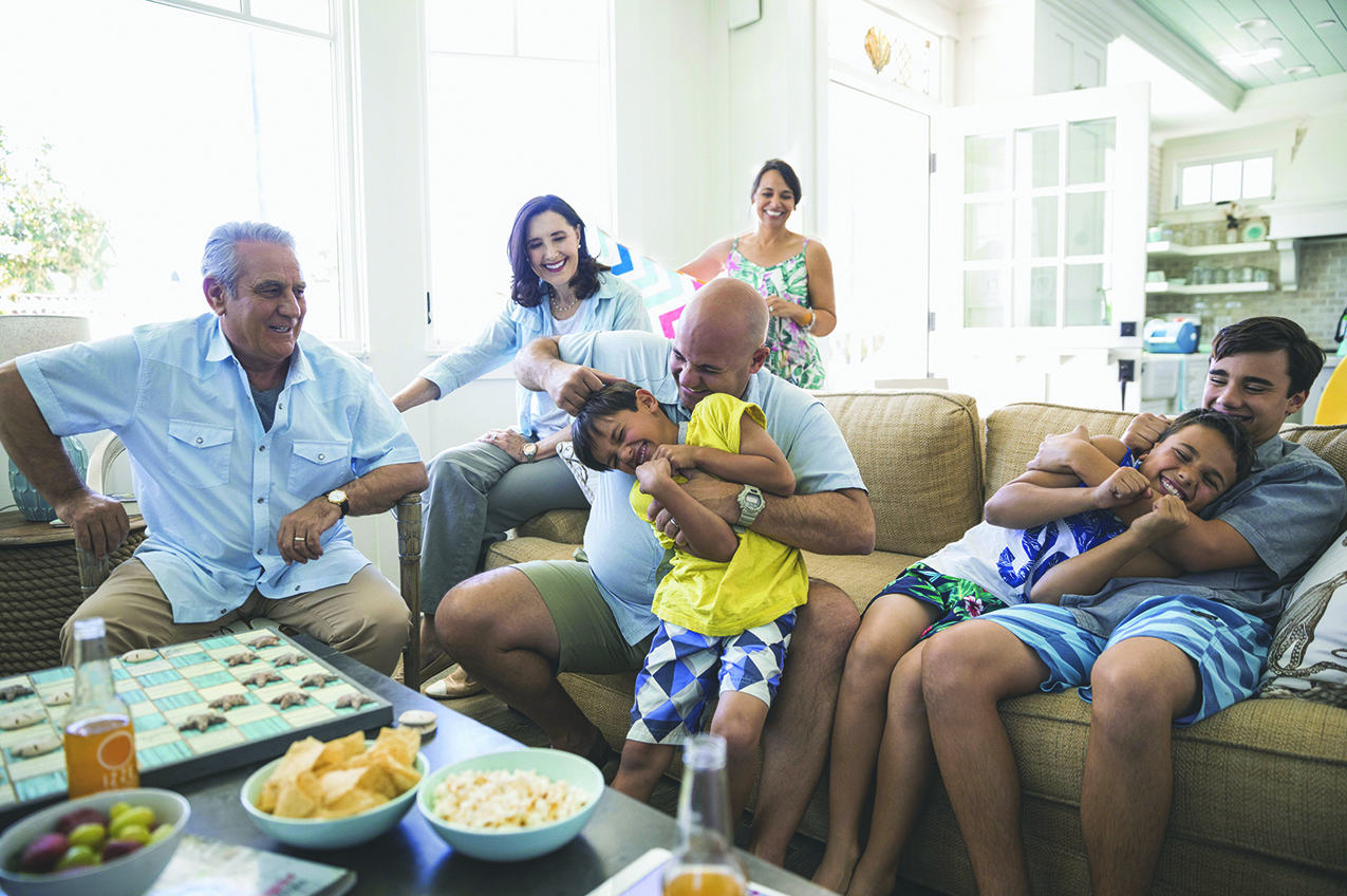 Simple ways to make more time for family