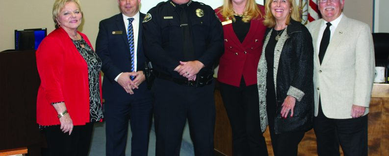 <strong>Webb named Hemet's 17th chief of police</strong>