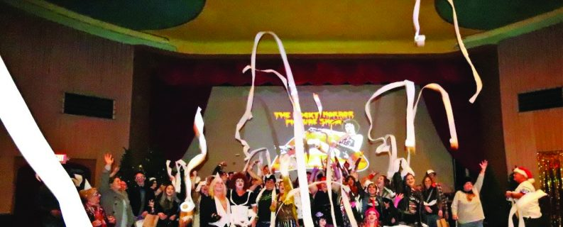 <strong> Rocky Horror rings in the new year at HHT </strong>