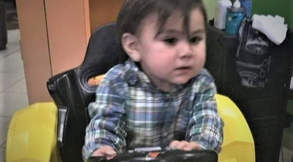 <strong>San Jacinto grieves for Baby Anthony</strong>