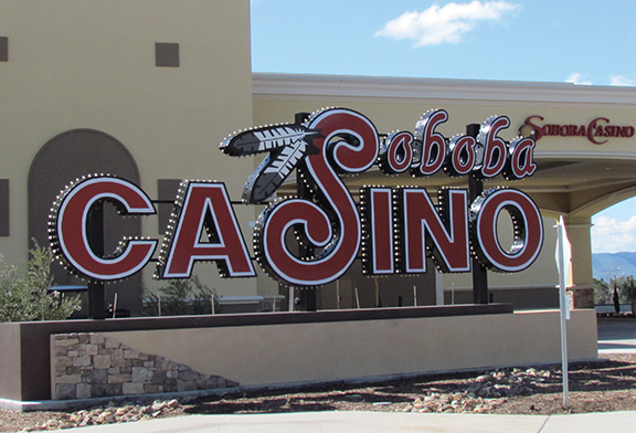 Soft opening draws huge crowd to Soboba Casino