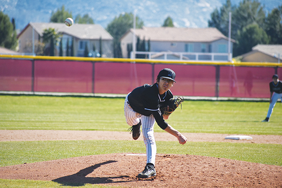 Mustangs' batters show promise