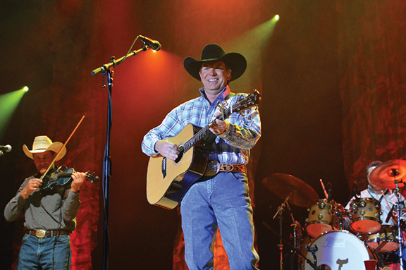 Tribute to George Strait heads to HHT