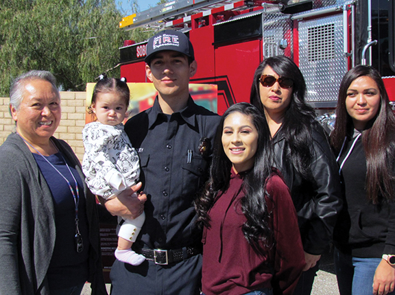 Soboba Fire announces latest new hire