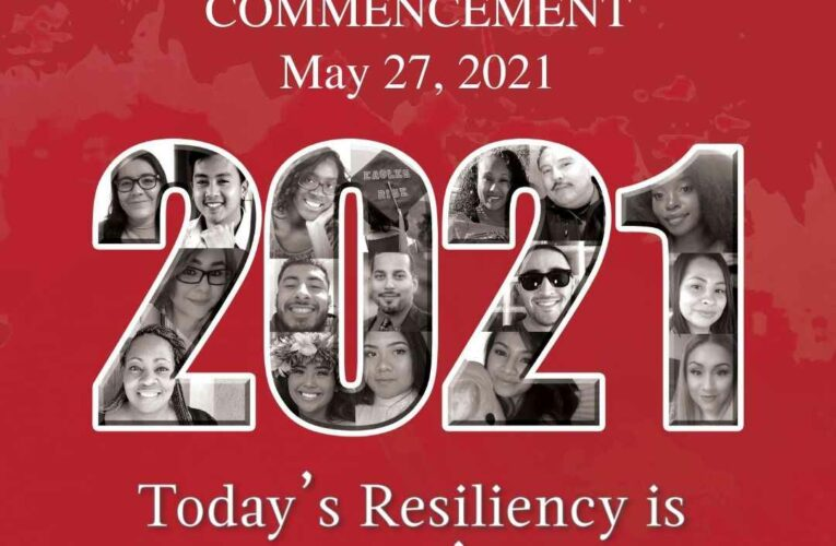Mt. San Jacinto College to Celebrate Record-Breaking Class   with Drive-Through and Virtual Graduation Ceremony on May 27